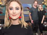 """eURN: AD*185809353  Headline: SCAD Presents 18th Annual Savannah Film Festival - An Evening With Saoirse Ronan And """"Brooklyn"""" Screening Caption: SAVANNAH, GA - OCTOBER 25:  Actors Alexander Skarsgard and Saoirse Ronan attend An Evening With Saoirse Ronan and """"Brooklyn"""" screening during 18th Annual Savannah Film Festival Presented by SCAD at Trustees Theater on October 25, 2015 in Savannah, Georgia.  (Photo by Michael Loccisano/Getty Images for SCAD) Photographer: Michael Loccisano  Loaded on 26/10/2015 at 00:47 Copyright: Getty Images North America Provider: Getty Images for SCAD  Properties: RGB JPEG Image (22701K 1754K 12.9:1) 2168w x 3574h at 96 x 96 dpi  Routing: DM News : GroupFeeds (Comms), GeneralFeed (Miscellaneous) DM Showbiz : SHOWBIZ (Miscellaneous) DM Online : Online Previews (Miscellaneous), CMS Out (Miscellaneous)  Parking:"""