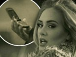 Adele Phone Puff