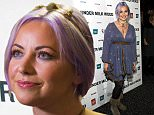 Charlotte Church attending the premiere of Under Milk Wood, at the Rio cinema in Hackney, east London