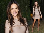 LOS ANGELES, CA - OCTOBER 23:  Alessandra Ambrosio attends Olivier Rousteing & Beats Celebrate In Los Angeles at Private Residence on October 23, 2015 in Los Angeles, California.  (Photo by Stefanie Keenan/Getty Images for Apple)