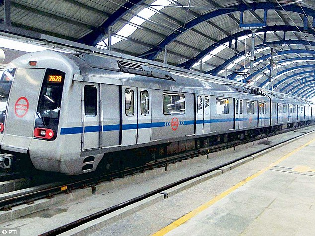 Energy of the future? The DMRC has provided a Rs 15 lakh grant for the innovative project