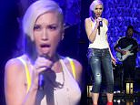 Ellen Show with Gwen Stefani- Oct 26th 2015\nGrammy winner GWEN STEFANI stops by ¿The Ellen DeGeneres Show¿ for an exclusive performance of her latest song ¿Used to Love You¿ on Monday, October 26th.   This is the first time that Gwen has performed this song on TV.