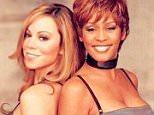 mariahcarey#FBF Forever an icon. #WhitneyHouston? #icon #moments #whenyoubelieve