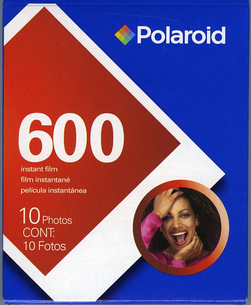 Polaroid 600 Integral Film