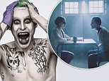 No Merchandising. Editorial Use Only. No Book Cover Usage.. Mandatory Credit: Photo by REX Shutterstock (5225598b).. 'Suicide Squad' film - Jared Leto.. 'Suicide Squad' film - 2016.. ..