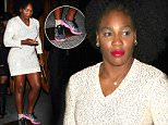 EXCLUSIVE: Tennis Star Serena Williams clubbing at The Nice Guy Nightclub ,in West Hollywood, CA\n\nPictured: Serena Williams\nRef: SPL1161336  251015   EXCLUSIVE\nPicture by: Roshan Perera\n\nSplash News and Pictures\nLos Angeles: 310-821-2666\nNew York: 212-619-2666\nLondon: 870-934-2666\nphotodesk@splashnews.com\n