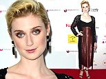 CENTURY CITY, CA - OCTOBER 25:  Actress Elizabeth Debicki  arrives at the 4th Annual Australians In Film - Awards Benefit Dinner And Gala at InterContinental Hotel on October 25, 2015 in Century City, California.  (Photo by Frazer Harrison/Getty Images)