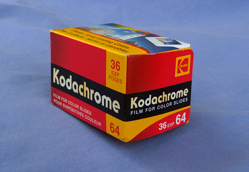 Kodachrome Box