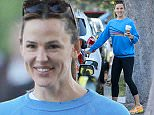 Santa Monica, CA - Jennifer Garner is in good spirits on a beautiful Monday morning grabbing a coffee while out with her daughters Violet Affleck and Seraphina Affleck. AKM-GSI          October 26, 2015 To License These Photos, Please Contact : Steve Ginsburg (310) 505-8447 (323) 423-9397 steve@akmgsi.com sales@akmgsi.com or Maria Buda (917) 242-1505 mbuda@akmgsi.com ginsburgspalyinc@gmail.com