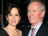 Mandatory Credit: Photo by Startraks Photo/REX Shutterstock (762088f).. Tina Fey with her father.. 'Baby Mama' film premiere after party at the 7th Annual Tribeca Film Festival, New York, America  - 23 Apr 2008.. ..