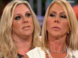 Part 2 of 3. The reunion show continues with the ladies dishing on Season 10. Included: Shannon faces scrutiny about her marriage; Heather fumes over a betrayal; Jim Edmonds joins the discussion; and Briana sounds off on Brooks. Hosted by Andy Cohen with Vicki Gunvalson, Tamra Judge, Heather Dubrow, Shannon Beador and Meghan King Edmonds.