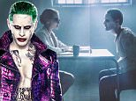 "Jared Leto & Margot Robbie in ""Suicide Squad"""
