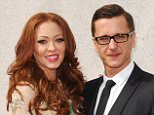 Mandatory Credit: Photo by David Fisher/REX Shutterstock (3668000cs)  Natasha Hamilton and Ritchie Neville  Tesco mum of the year awards, London, Britain - 23 Mar 2014