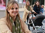 CORONATION STREET TINA O BRIEN  SEEN STROLLING AROUND MEDIA CITY IN MANCHESTER WITH HER SON BEAU AND HER FRIEND\\n\\n******EXC  PICTURES******\\n\\nPICTURES BY STEPHEN FARRELL