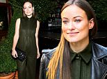 "Actress Olivia Wilde attends ""Through Her Lens: The Tribeca Chanel Women's Filmmaker Program Inaugural Luncheon"" at Locanda Verde on Monday, Oct. 26, 2015, in New York. (Photo by Evan Agostini/Invision/AP)"