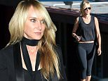 26 October 2015.\nKimberly Stewart is pictured out in LA.\nCredit: BG/GoffPhotos.com   Ref: KGC-300/151026GONZ2\n**UK, Spain, Italy, China, South Africa Sales Only**