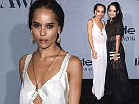 Mandatory Credit: Photo by REX Shutterstock (5304404ae)  Zoe Kravitz and Lisa Bonet  InStyle Awards, Los Angeles, America - 26 Oct 2015