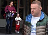 WAYNE AND COLEEN ROONEY SEEN OUT HAVING DINNER IN GUSTO ALDERNEY EDGE WITH KIDS KLAY AND KAI  \\n\\n***iCelebTV.com***  \\n\\n***NON EXCLUSIVE***\\n\\n