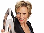 "LOS ANGELES, CA - JANUARY 05:  Actress Jane Lynch, winner of the Favorite TV Comedy award for ""Glee"" poses for a portrait during the 2011 People's Choice Awards at Nokia Theatre L.A. Live on January 5, 2011 in Los Angeles, California.  (Photo by Michael Caulfield/Getty Images for PCA) *** Local Caption *** Jane Lynch"