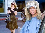 EXCLUSIVE TO INF.\nOctober 25, 2015: Chris Martin's new girlfriend Annabelle Wallis visits a hair salon to get her hair done after flying in from London with the Coldplay front man.