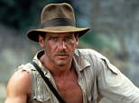 Actor Harrison Ford in a scene from the film 'Indiana Jones And The Temple Of Doom', 1984. (Photo by Paramount/Getty Images)