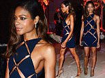"Naomie Harris attends the ""Spectre"" World Premier After Party at The British Museum, London on 26th October 2015."