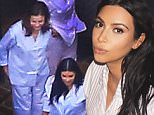 Caitlyn Jenner attends Kim Kardashian's baby shower/pajama party in Beverly Hills, CA. Juliano-Jack-RS/X17online.com Sunday, October 25, 2015.