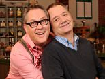 Television Programme: Vic and Bob's House of Fools. Vic Reeves (JIM MOIR), Bob Mortimer - (C) Pett TV - Photographer: Christopher Baines