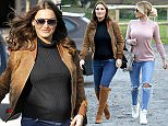 October 26, 2015    Pregnant Sam Faiers, her sister Billie Faiers and some friends are seen leaving Sam's house and heading to lunch in Brentwood, Essex.    Exclusive All Rounder  WORLDWIDE RIGHTS  FameFlynet UK © 2015  Tel : +44 (0)20 3551 5049  Email : info@fameflynet.uk.com