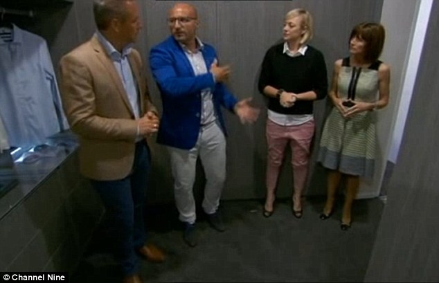 Back to the drawing board! The advocates think Tim and Anastasia need to go back to the drawing board for the top level of their apartment as the layout doesn't make sense to them
