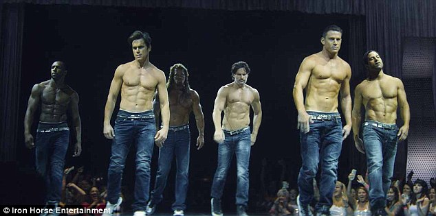 Boys are back: Magic Mike XXL reunites the male strippers from the 2012 film