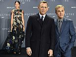 German premiere of 'Spectre' at Cinestar am Potsdamer Platz movie theater.\nFeaturing: Naomie Harris\nWhere: Berlin, Germany\nWhen: 28 Oct 2015\nCredit: Patrick Hoffmann/WENN.com