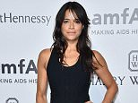 MILAN, ITALY - SEPTEMBER 26:  Michelle Rodriguez  arrives at amfAR Milano 2015 at La Permanente on September 26, 2015 in Milan, Italy.  (Photo by Stefania D'Alessandro/Getty Images for amfAR)