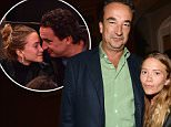EAST HAMPTON, NY - AUGUST 15: Olivier Sarkozy and Mary-Kate Olsen attend Apollo in the Hamptons 2015 at The Creeks on August 15, 2015 in East Hampton, New York.  (Photo by Kevin Mazur/Getty Images  for The Apollo)