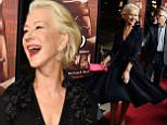 "eURN: AD*186046126  Headline: Dame Helen Mirren Caption: Helen Mirren, a cast member in ""Trumbo,"" reacts to photographers as she poses at the premiere of the film at the Academy of Motion Picture Arts and Sciences on Tuesday, Oct. 27, 2015, in Beverly Hills, Calif. (Photo by Chris Pizzello/Invision/AP) Photographer: Chris Pizzello  Loaded on 28/10/2015 at 04:12 Copyright:  Provider: Chris Pizzello/Invision/AP  Properties: RGB JPEG Image (33103K 1674K 19.8:1) 2680w x 4216h at 72 x 72 dpi  Routing: DM News : Wires (AP), GeneralFeed (Miscellaneous) DM Showbiz : SHOWBIZ (Miscellaneous) DM Online : Online Previews (Miscellaneous), CMS Out (Miscellaneous)  Parking:"