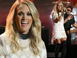 eURN: AD*186052847  Headline: Carrie Underwood seen performing live on Jimmy Kimmel Live Caption: Carrie Underwood seen performing live on Jimmy Kimmel Live Featuring: Carrie Underwood Where: Los Angeles, California, United States When: 28 Oct 2015 Credit: Michael Wright/WENN.com Photographer: MWA/ZOJ  Loaded on 28/10/2015 at 05:45 Copyright:  Provider: Michael Wright/WENN.com  Properties: RGB JPEG Image (9893K 961K 10.3:1) 1500w x 2251h at 72 x 72 dpi  Routing: DM News : GroupFeeds (Comms), GeneralFeed (Miscellaneous) DM Showbiz : SHOWBIZ (Miscellaneous) DM Online : Online Previews (Miscellaneous), CMS Out (Miscellaneous)  Parking: