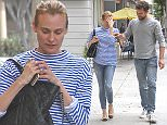 Diane Kruger and Joshua Jackson have fun with photographers in Beverly Hills, CA.  Pictured: Diane Kruger and Joshua Jackson Ref: SPL1163083  271015   Picture by: Be Like Water Production  Splash News and Pictures Los Angeles: 310-821-2666 New York: 212-619-2666 London: 870-934-2666 photodesk@splashnews.com