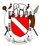 Unofficial coat of arms of Barotseland