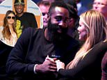 HOUSTON, TX - OCTOBER 03:  James Harden of the Houston Rockets watches the fights during the UFC 192 event at the Toyota Center on October 3, 2015 in Houston, Texas. (Photo by Josh Hedges/Zuffa LLC/Zuffa LLC via Getty Images)