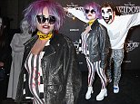 """LONDON, ENGLAND - OCTOBER 28:  Jaime Winstone (L) and James Suckling attend the Veuve Clicquot Widow Series """"A Beautiful Darkness"""" curated by Nick Knight and SHOWstudio on October 28, 2015 in London, England.  (Photo by David M. Benett/Dave Benett/Getty Images for Veuve Clicquot)"""