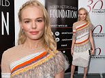 """LOS ANGELES, CA - OCTOBER 27:  Actress Kate Bosworth attends SAG Foundation's """"Conversations"""" series screening of """"The Art Of More"""" at SAG Foundation Actors Center on October 27, 2015 in Los Angeles, California.  (Photo by Vincent Sandoval/Getty Images)"""