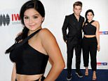 Pictured: Ariel Winter and boyfriend Laurent Claude Gaudette Mandatory Credit © Gilbert Flores/Broadimage 2015 International WomenÌs Media Foundation Courage Awards  10/27/15, Los Angeles, CA, United States of America  Broadimage Newswire Los Angeles 1+  (310) 301-1027 New York      1+  (646) 827-9134 sales@broadimage.com http://www.broadimage.com