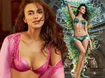 Irina Shayk strips down for lingerie company La Clover's fall-winter 2015 collection. The 29-year-old Russian-born model is the face of the company's latest lookbook. Irina, who is dating Hollywood star Bradley Cooper, shows off a selection of bras and underwear for the brand. *MANDATORY CREDIT LA CLOVER/Splash News*   Pictured: Irina Shayk for La Clover Ref: SPL1162559  281015   Picture by: Splash News/La Clover  Splash News and Pictures Los Angeles: 310-821-2666 New York: 212-619-2666 London: 870-934-2666 photodesk@splashnews.com