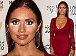 Mandatory Credit: Photo by Nils Jorgensen/REX Shutterstock (5320522b)\n Amy Childs\n London Lifestyle Awards, London, Britain - 28 Oct 2015\n Sixth annual ceremony to raise the profile of businesses in the capital, at London Hilton Park Lane\n