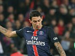 PARIS, FRANCE - OCTOBER 25:  Angel Di Maria of Paris Saint-Germain in action during the French  Ligue 1 between Paris Saint-Germain and AS Saint-Etienne at Parc Des Princes on october 25, 2015 in Paris, France.  (Photo by Xavier Laine/Getty Images)