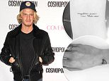 WEST HOLLYWOOD, CA - OCTOBER 12:  Cody Simpson arrives at the Cosmopolitan Magazine's 50th Birthday Celebration at Ysabel on October 12, 2015 in West Hollywood, California.  (Photo by Steve Granitz/WireImage)