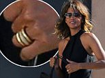 October 29, 2015: Halle Berry seen for the first time since announcing that she is divorcing Olivier Martinez. She went to the District Office in LA, California.\nMandatory Credit: Lazic/Chiva/INFphoto.com\nRef.: infusla-257/276\n