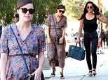 Olivia Munn and Rose Byrne Have Lunch in West Hollywood\n\nPictured: Olivia Munn, Rose Byrne\nRef: SPL1163713  291015  \nPicture by: All Access Photo\n\nSplash News and Pictures\nLos Angeles: 310-821-2666\nNew York: 212-619-2666\nLondon: 870-934-2666\nphotodesk@splashnews.com\n