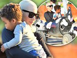 EXCLUSIVE: Amber Rose takes her son Sebastian Taylor Thomaz on a cow train ride at Underwood Family Farms and Pumpkin Patch.Amber Rose took a selfie with her two year old son and  was also seen picking fresh produce in the farmer's market\n\nPictured: Amber Rose and Sebastian Taylor Thomaz\nRef: SPL1163627  281015   EXCLUSIVE\nPicture by: Fern / Splash News\n\nSplash News and Pictures\nLos Angeles: 310-821-2666\nNew York: 212-619-2666\nLondon: 870-934-2666\nphotodesk@splashnews.com\n