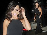Picture Shows: Lucy Mecklenburgh  October 28, 2015\n \n Lucy Mecklenburgh attends the Pure Beauty Awards at the Savoy Hotel in London, England. The former 'The Only Way Is Essex' star was rocking a black fringed top and black flared pants.\n \n Non Exclusive\n WORLDWIDE RIGHTS\n \n Pictures by : FameFlynet UK © 2015\n Tel : +44 (0)20 3551 5049\n Email : info@fameflynet.uk.com